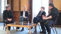 surrealisme Patrick Lepetit, poète, Jean-Luc Maxence, éditeur, Paul Sanda