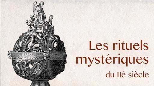 Les rituels mystériques du IIe siècle : état des «lieux»