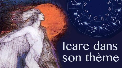 Trouver la présence d'Icare dans son thème astrologique 5/5