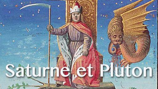 Saturne et Pluton dans le thème de C.G. Jung (2/4)