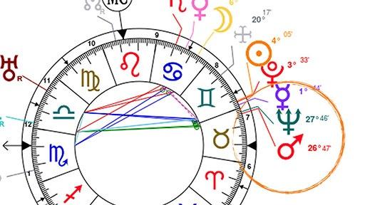 Les indices astrologiques du mythe de Protée 5/5