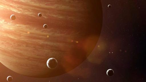 Jupiter, l'instinct de transcendance