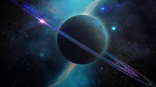 Saturne, le retournement vers le Soleil
