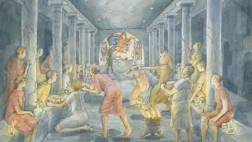 Mithra, un lien secret avec le Soleil 6/14