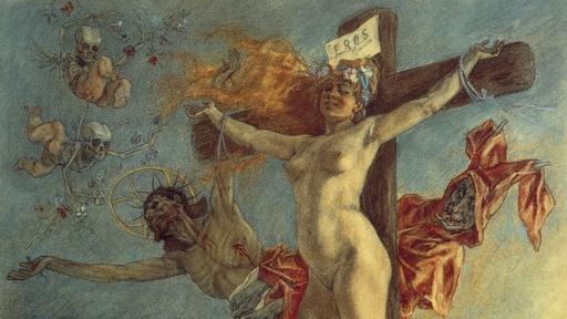 Art décadentiste, art dégénéré : la polémique Nordau, Lombroso.
