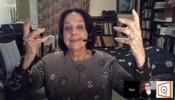 Maja Cardot, une aventurière des mondes invisibles