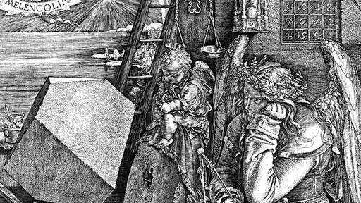 Albrecht Dürer, alchimiste, maitre du trait et philosophe