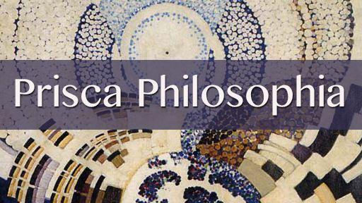 La Prisca Philosophia de Johannes Reuchlin