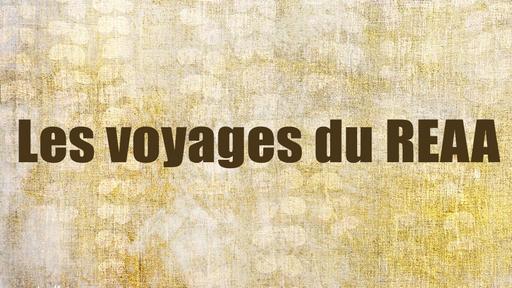 Les voyages du REAA à travers les langues et les cultures