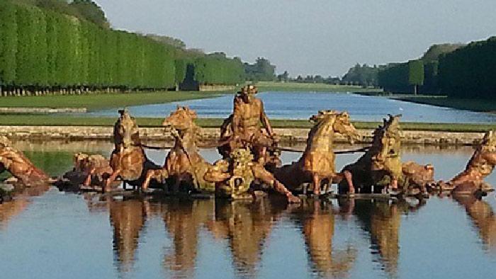 Le symbolisme secret des jardins du château de Versailles 1/2 : ombres