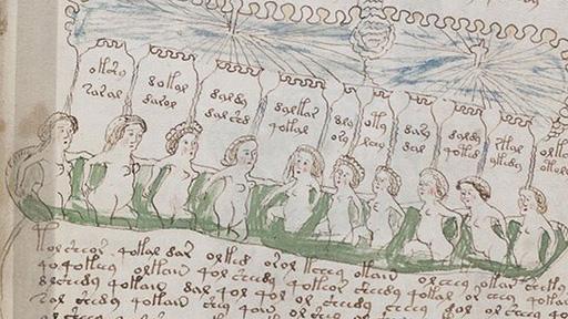 Le manuscrit de Voynich, une énigme cryptographique et alchimique