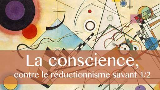 La conscience en débat : contre le réalisme naïf et le réductionnisme savant 1/2