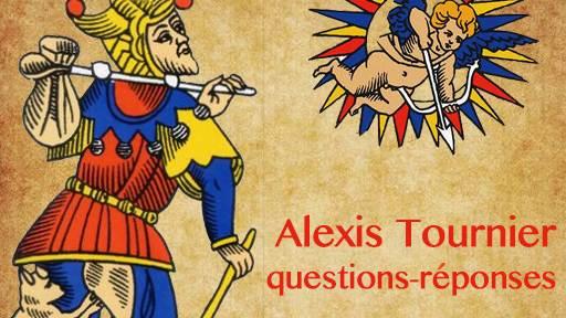 Du Bateleur au Mat : questions-réponses avec Alexis Tournier