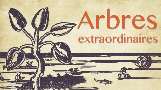 Mythologie des plantes et arbres extraordinaires