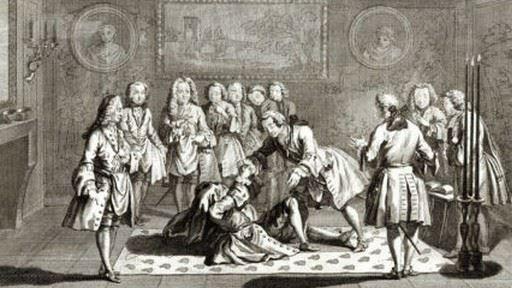 Iconographie des tableaux de loge du XVIIIeme