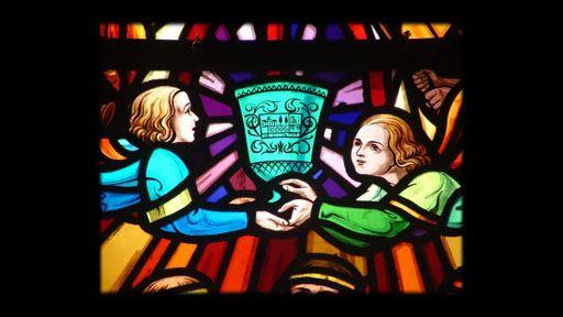 L'église du Graal de Tréhorenteuc
