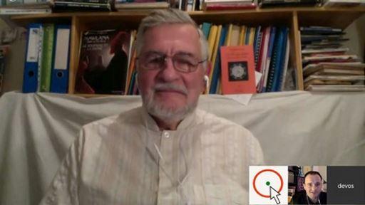 Philippe de Vos, philosophe et mystique actuel