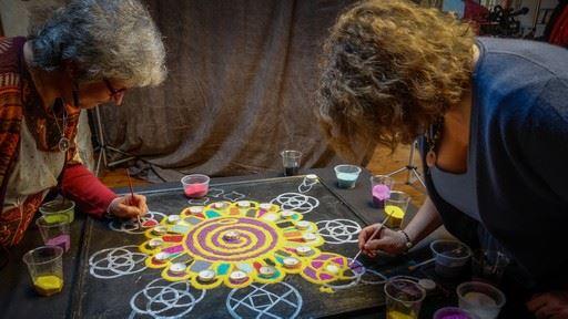Approche et pratique jungienne du mandala