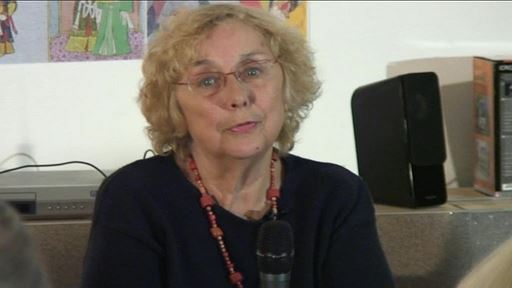 Hommage à Gitta Mallasz, par Françoise Maupin