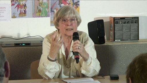 Hommage à Gitta Mallasz par Dominique Raoul-Duval