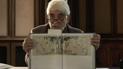 Alpha et Oméga d'Edvard Munch