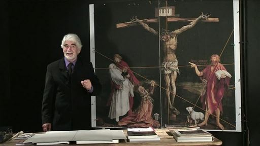 La Crucifixion sans Croix selon Matthias Grünewald 1/5