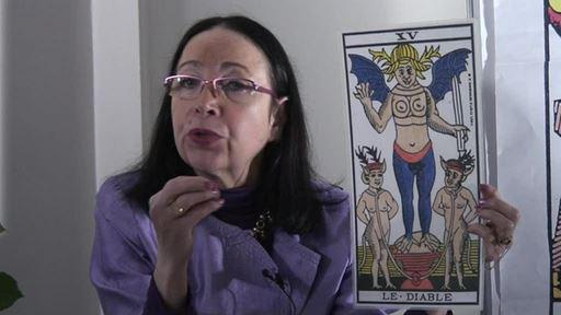 Tarot, archétypes et symboles 7 - Tempérance, Le Diable et La Maison Dieu