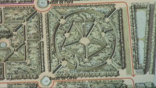 Versailles, un jardin d'initié