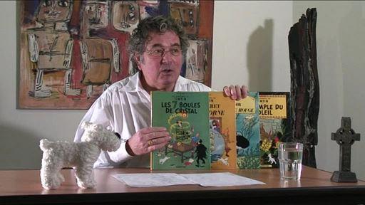 Hergé chez les initiés 2/3:  l'intégration du Soi